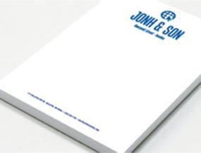 stampa online block notes