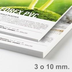 Forex Pvc 3 mm o 10 mm