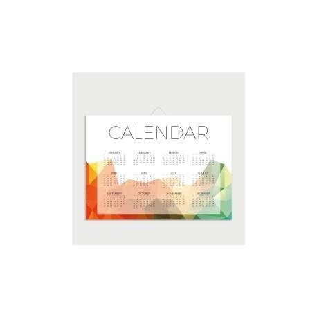 Calendario Póster Forex