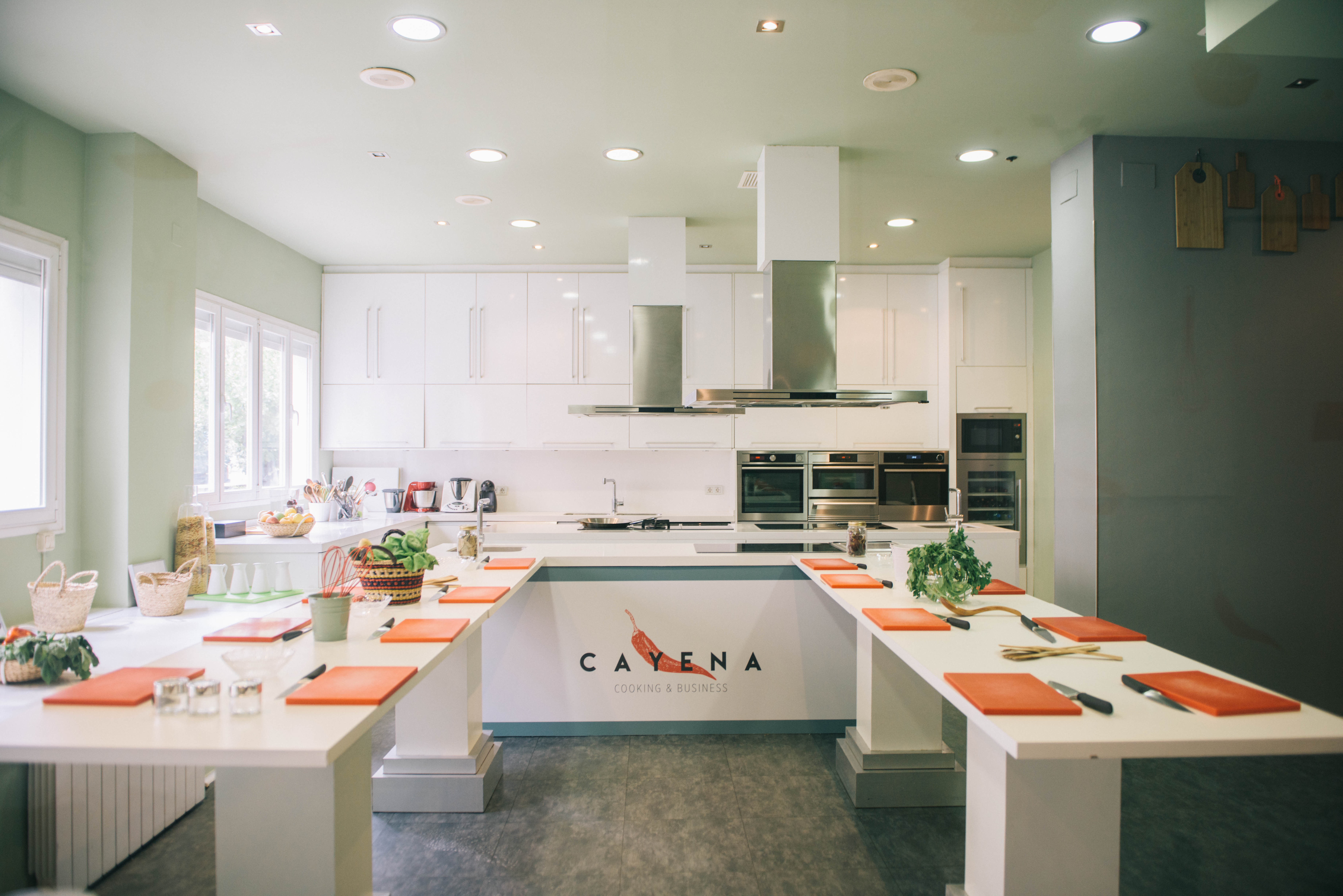 Cayena Cocina   Cocina Cayena Entrevista A La Fundadora Amparo Aragon