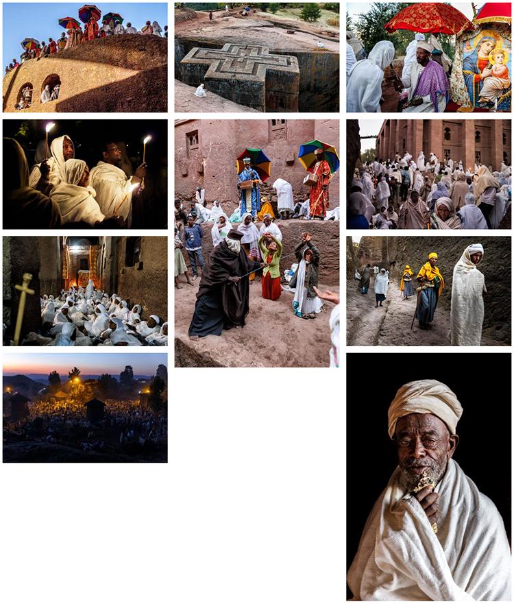 Concurso Zeiss - Ethiopian Christmas Pilgrimage to Lalibela by Mario Adario