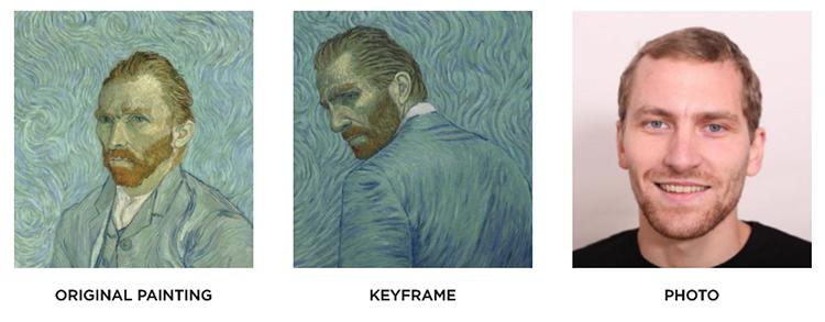 Van Gogh Loving Vincent