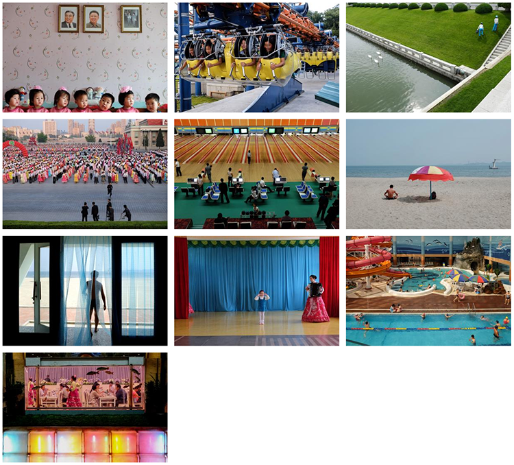 Concurso Zeiss - Shades of Leisure in North Korea by Fabian Muir