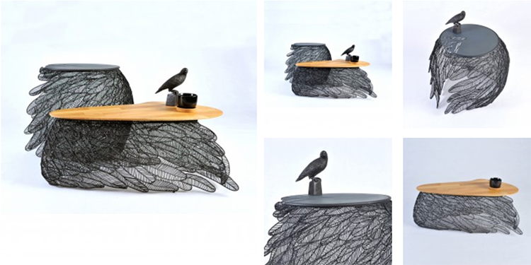A' Design - Feather Coffee and Side Table by Apiwat Chitapanya-Asia Collection