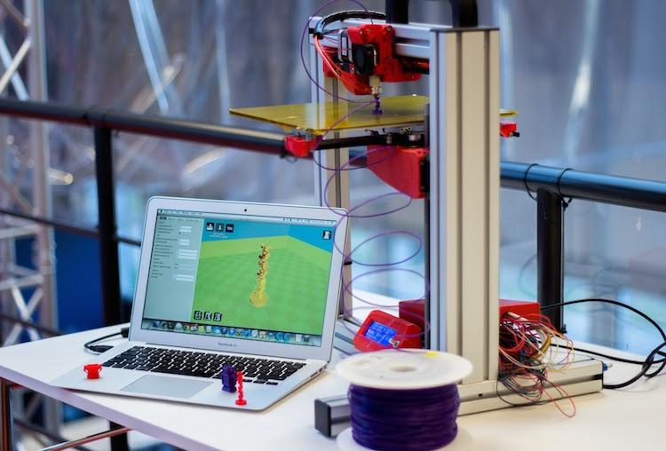 Aumento impresoras 3D