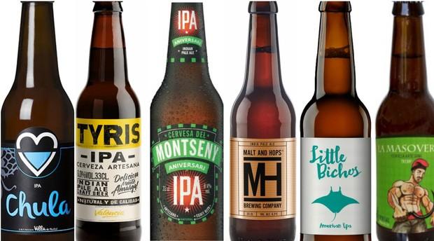 etiquetas cerveza