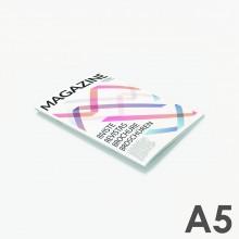 Revistas grapadas A5 (14,8 x 21 cm)