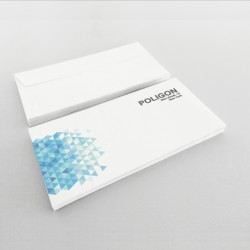 Buste 110x230 mm - stampa a colori