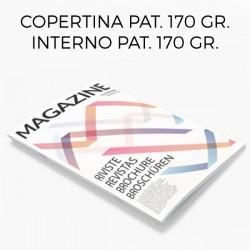 carta 170 gr. - punto metallico