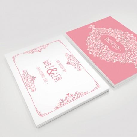 Cartoline - inviti carta 300 gr