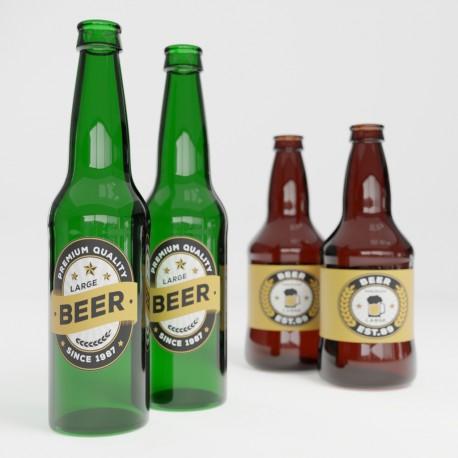 Etichetta per birra