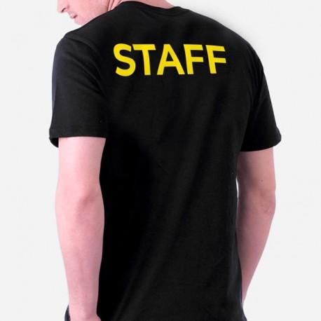 Magliette staff