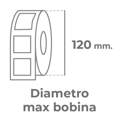 Etichette in bobina bassa tiratura