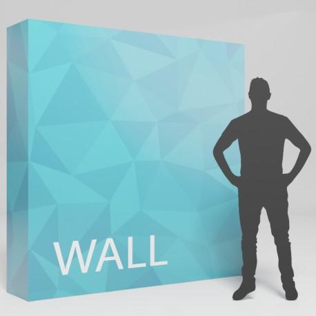 wall 225X225 cm