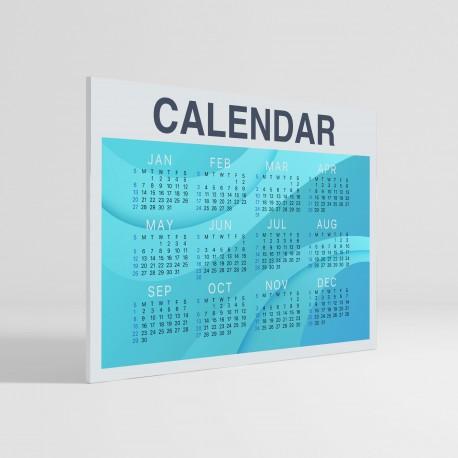 Calendari bassa tiratura formato poster