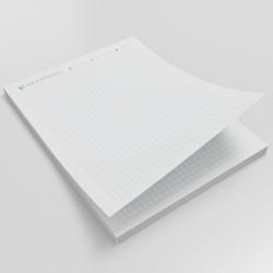 Block notes incollati
