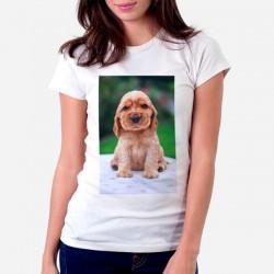 stampa foto su maglietta