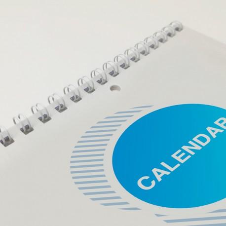 Calendari con spirale