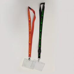 Porta badge personalizzato