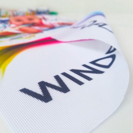 Tela bandiera: windflag da 115 gr. (flag nautico)