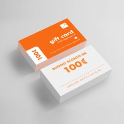Gift card personalizzate