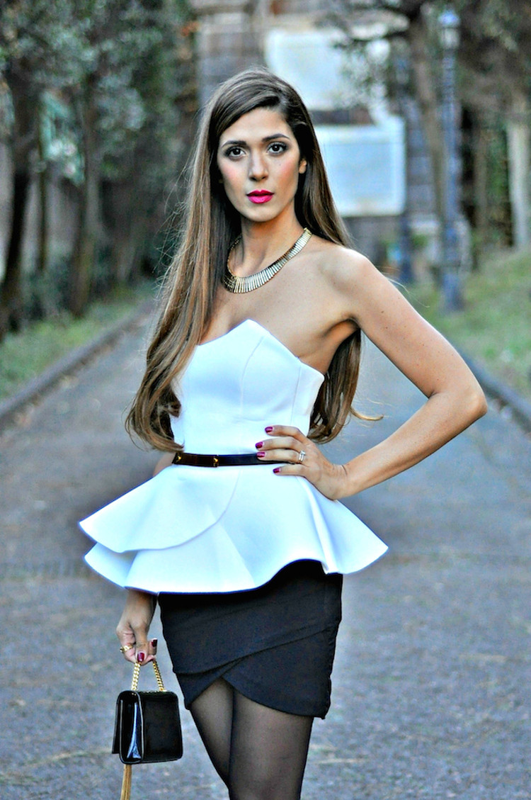 1top-peplum-bianco-e-gonna-nera