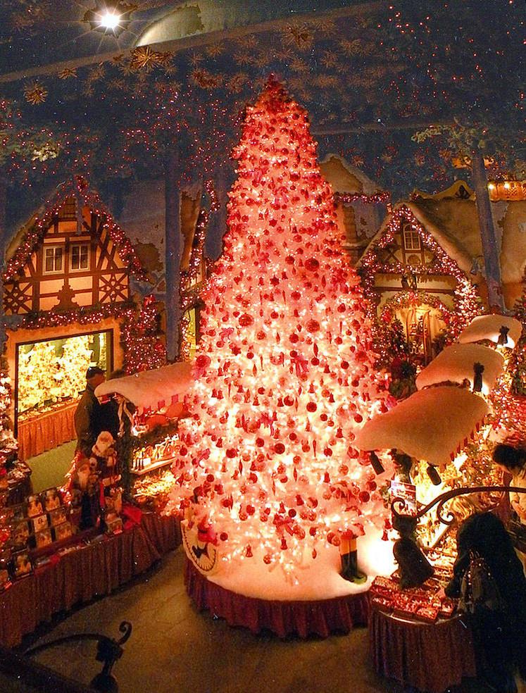 Idee per addobbare il negozio a tema natalizio for Idee per temi argomentativi