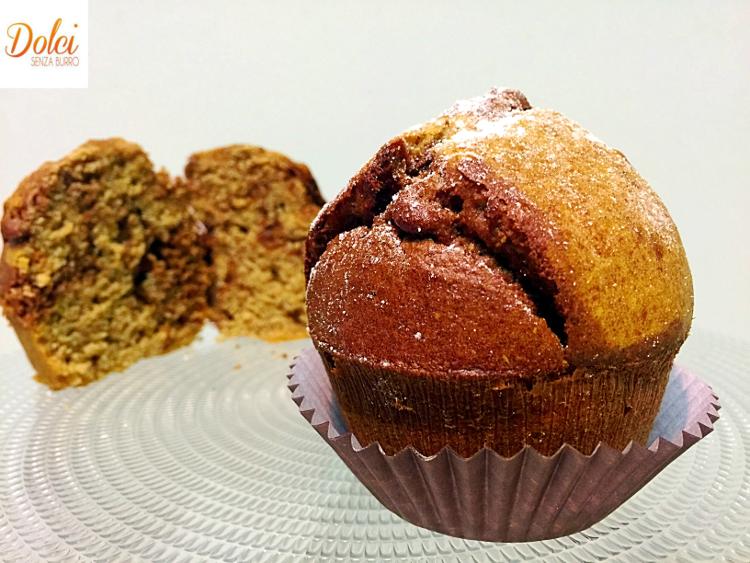 muffin-marmorizzati-senza-burro-dolci-senza-burro