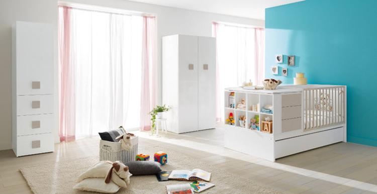 Arredare Cameretta Bebè : Scopri come arredare la camera dei tuoi figli