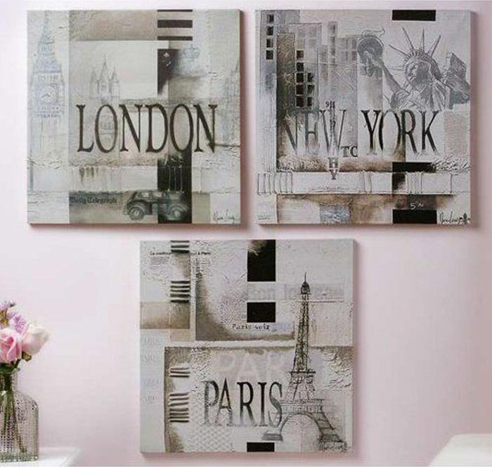 Tre prodotti per decorare i muri di casa - Decorare i muri di casa ...
