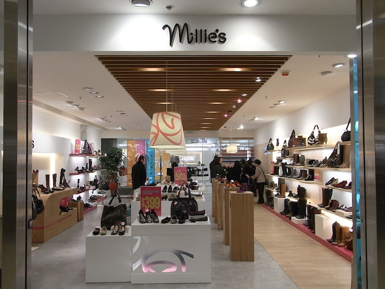 Shoe Shops Central Hk