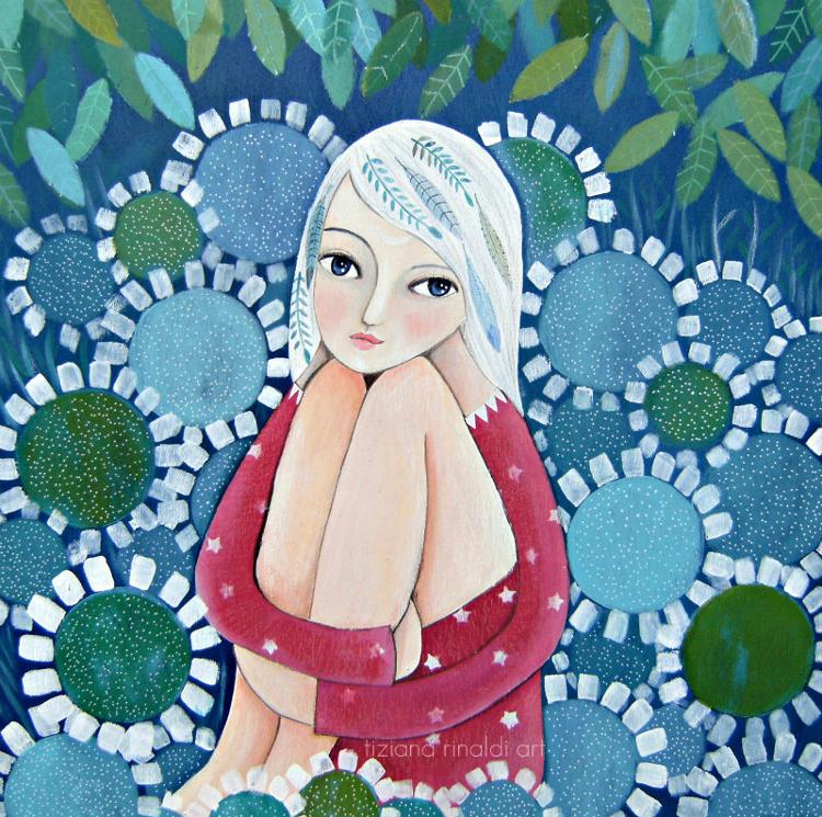 Un Viaggio Tra Le Illustrazioni A Tu Per Tu Con Tiziana Rinaldi