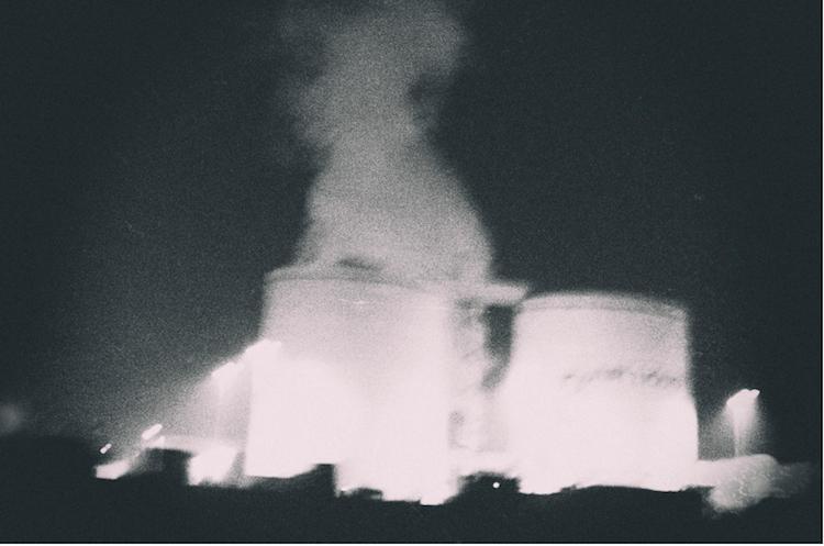 """Andrea Danani, """"Gas"""" (2015)"""