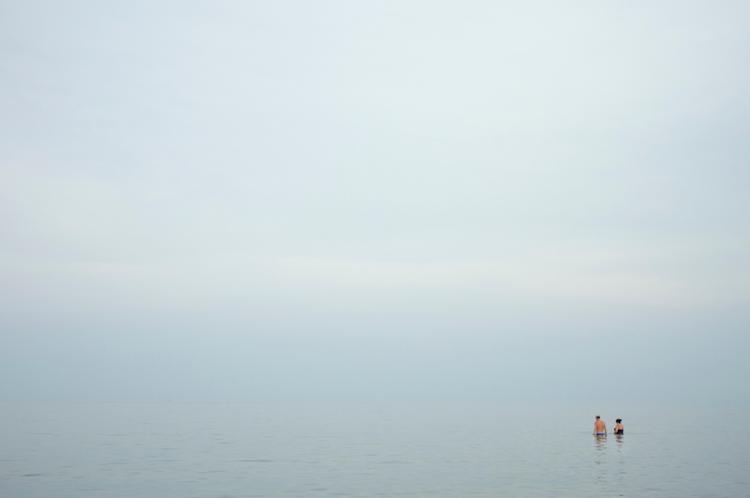 """Andrea Danani, dalla serie a colori """"Paesaggio di eventi indefinitamente Sospesi"""" (2015)"""