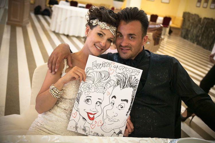 valentino-villanova-caricature-sposi