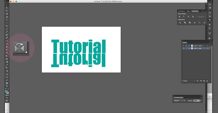 Effetti testo illustrator download