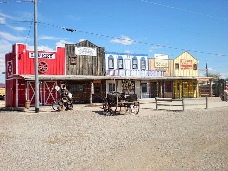 monica-sauna-route-66-arizona