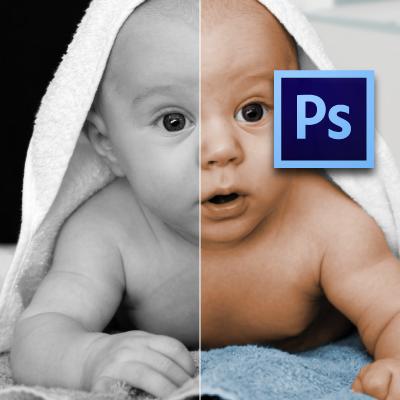 Photoshop Colorare Unimmagine In Bianco Nero
