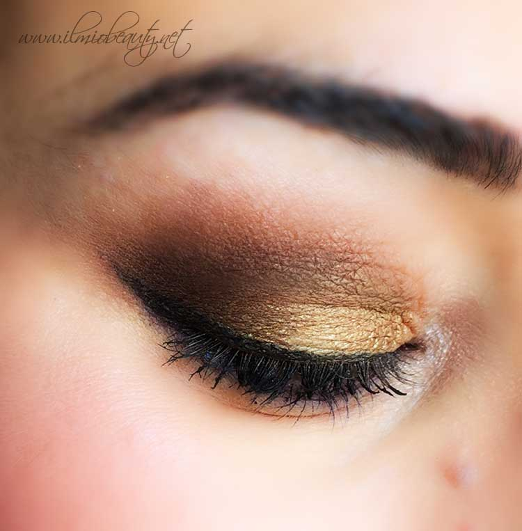 makeup-occhi-oro-marrone