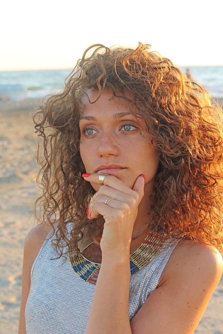 Chiara Angiolino primo piano