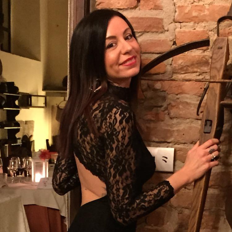 intervista Rossella Santini ritratto