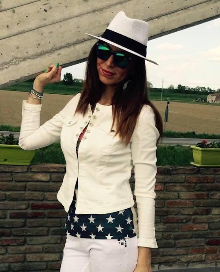 outfit Rossella Santini intervista