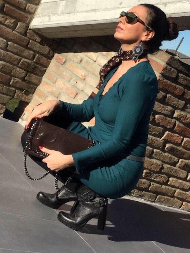Rossella Santini fashion blogger