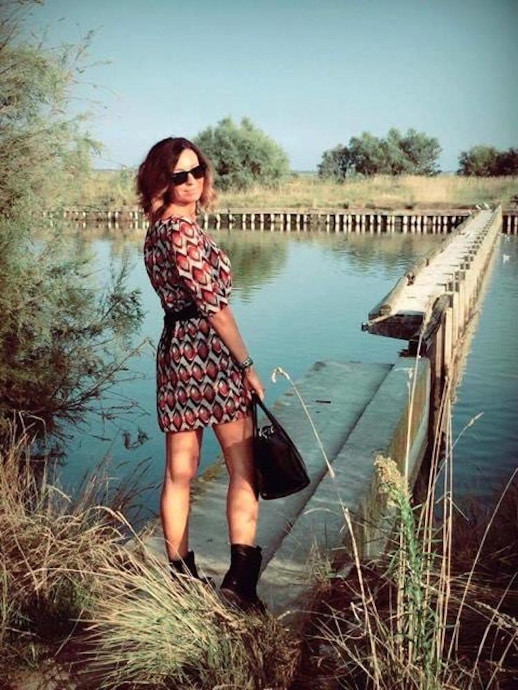 vestito Rossella Santini blogger intervista