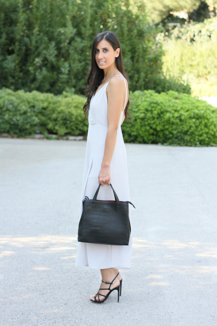 Benedetta Catalano fashion blogger look bianco