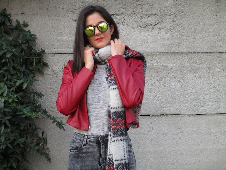 blogger Mariateresa Scotti look nero