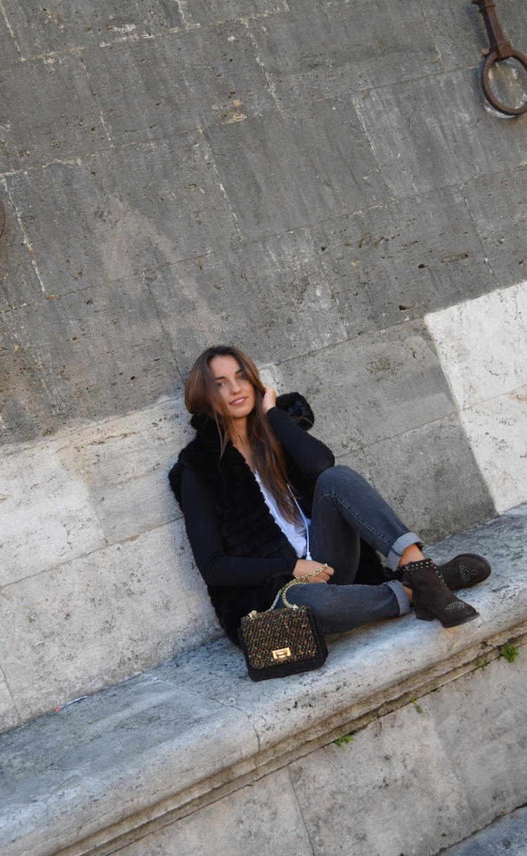 Federica Ferraro fashion blogger italiana