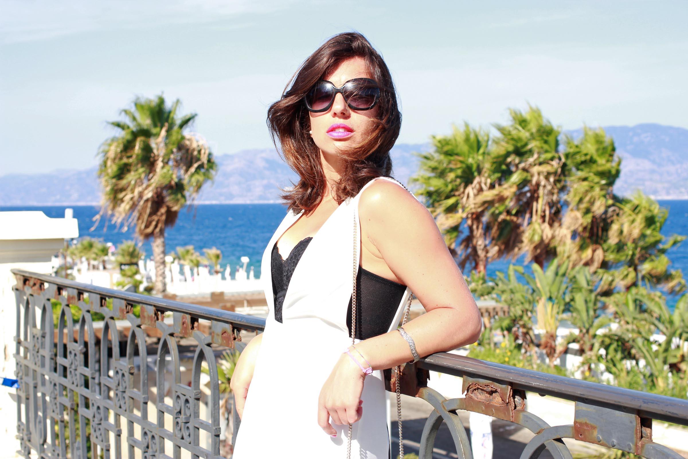 look estivo Iolanda Corio fashion blogger