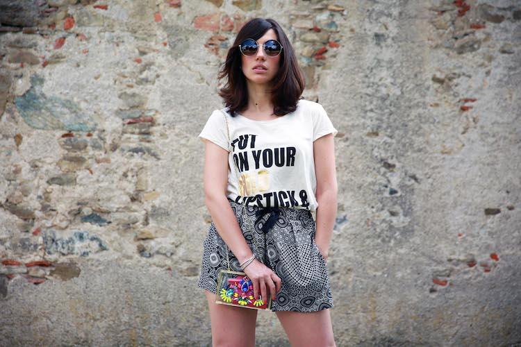 maglia linea fashion Iolanda Corio
