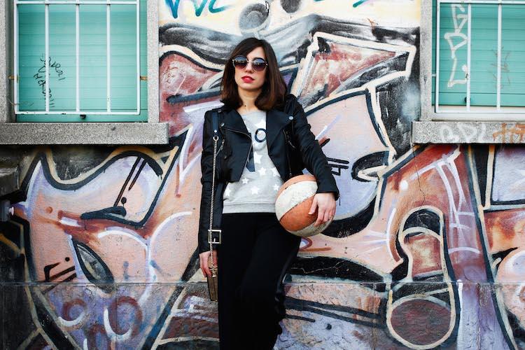 ritratto fashion blogger Iolanda Corio